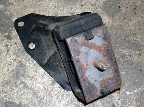 Engine mounting bracket with rubber, l/h, MX-5 1.6 mk1, mk2 & mk2.5, USED